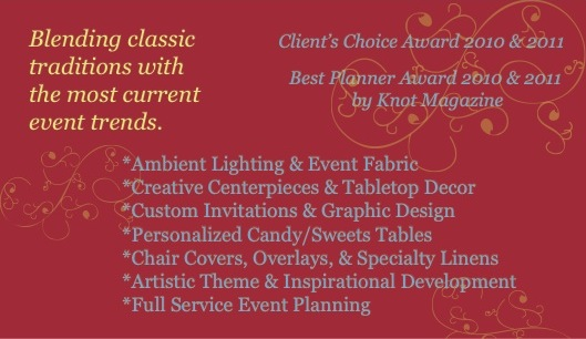 Event planning business cards akbaeenw event planning business cards colourmoves