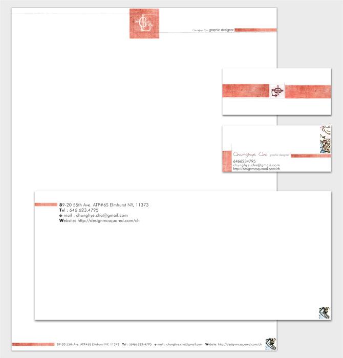 STATIONERY :: logo & letterhead - Portfolio