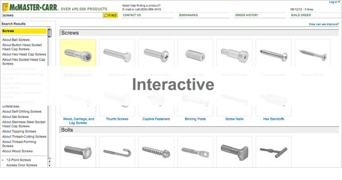 mcmaster carr official site