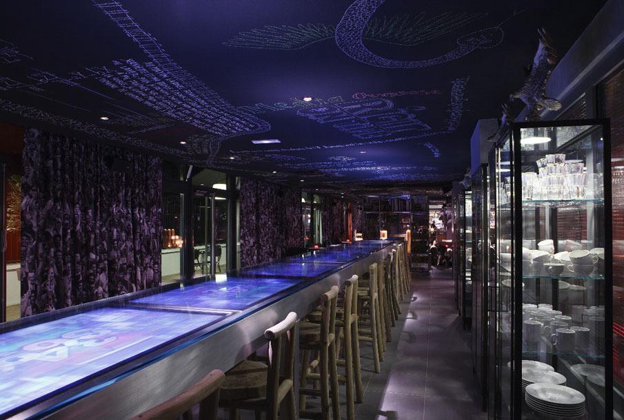 H tel mama shelter paris douet design lighting designer - Hotel mama shelter bordeaux ...
